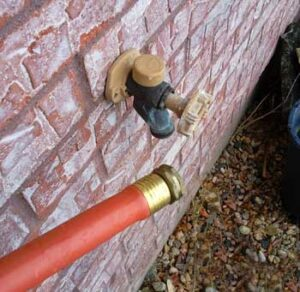 How to Connect Garden Hose to Outdoor Faucet