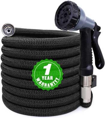 kink free garden hose
