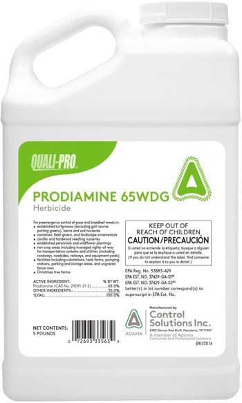 broadleaf pre emergent herbicide