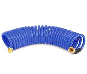 self coiling garden hose