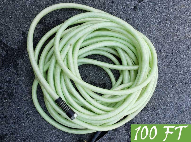 Best 100 ft Garden Hoses
