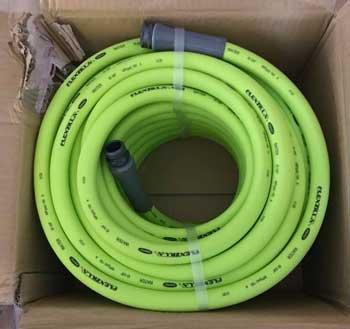 flexzilla 100 ft garden hose