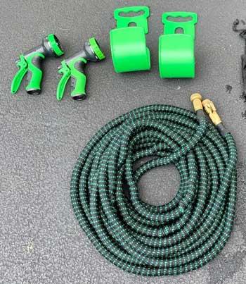 lightweight garden hose 100 ft