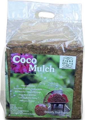 FibreDust CoCo Mulch For Seed