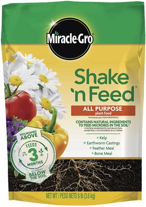 Miracle-Gro All Purpose Seed Food