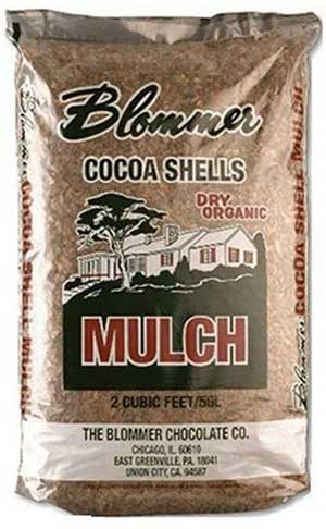 National Cocoa Shell BLCH001 Mulch