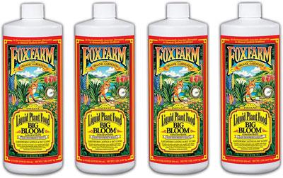 FoxFarm FX14002 Big Bloom Liquid Concentrate