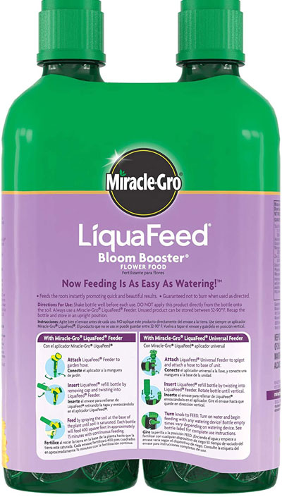 Miracle-Gro 1004043 LiquaFeed Bloom Booster