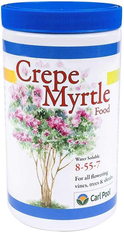 Carl Pool Crepe Myrtle Plant Food